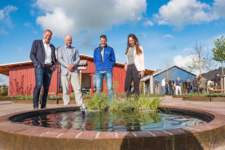 FredPeerdemanphoto Opening tuin het Erf Esdege Heerhugowaard-3